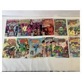 Comic book a lot