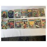 A lot of comic books