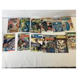 Horror comic books