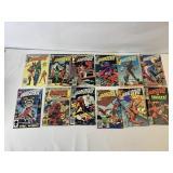 Daredevil comic books