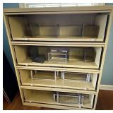 Metal office cabinet please pull out shelves