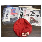 Montesa Hat and iron ons