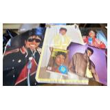 Michael Jackson the king of pop posters