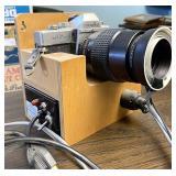 Minolta srt200 35mm camera