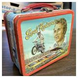 Evil Knievel lunchbox no thermos