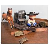 Cowboy lot