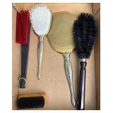 Brushes vanity mirror and more