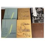 1959 1960 1961 Ohio Northern university yearbooks