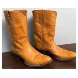 Vintage size 9 cowboy boots