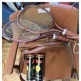 Racquetball rackets and more