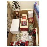 Hallmark Christmas ornaments and more