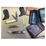Pocket knives and more