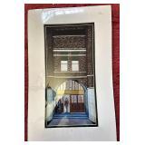 Liash high school print by Wanda Bailey