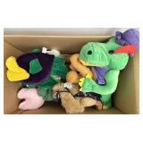 Dragon stuffed animal and more