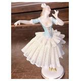 Dancing lady figurine