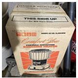 New old stock kerosene heater