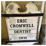 Cromwell dentist sign