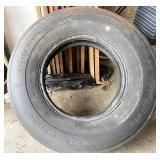 Fire stone tire