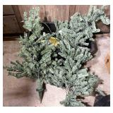 3 - 2 foot Christmas trees