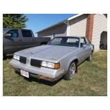 1988 Olds w/ 558 miles