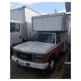 1993 GMC Box Truck 14