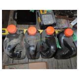 4 jugs of Kubota 10W-30 engine oil