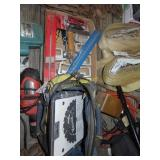 Boss cutting blade, standard wrenches, crescent