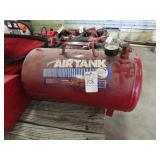 Portable air tank, made in the USA.