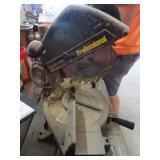 Black & Decker professional chop saw