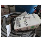 Hardware, Caulking, and hose