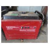 Dayton 1400-watt generator