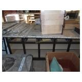 Drawers with a countertop approximately 4 by 8