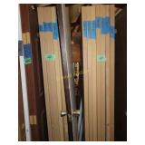 Large selection doors, 30 x 78