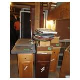 Large selection of cabinets, cabinet doors,