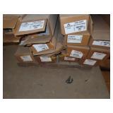 A lot of vinyl siding beige, Flint, White,
