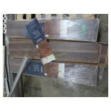 Laminate flooring 8 boxes and a partial