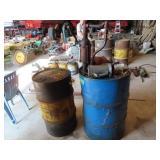 Barrel 15w - 40 super TMS plus engine oil