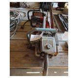 vintage Homelite super xl chainsaw, Homelite 180