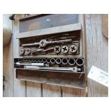 Craftsman Ratchet, socket set