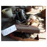 old electric power tools