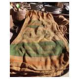 vintage planters seed bags Effingham Equity