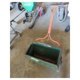 yard drop seeder or drop fertilizer