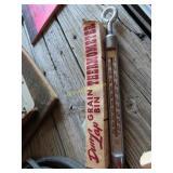 Dun-Lap grain bin thermometer
