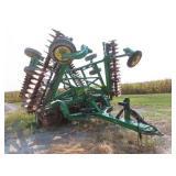 2012 John Deere Vertical Tillage 2623VT VRT Soil