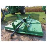 John Deere 709 pto 3pt rotary mower