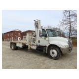 2002 International 4400 DT530 diesel, spent 20k