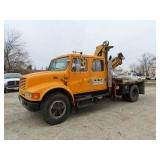 1996 International 4700 DT466 diesel 185,687