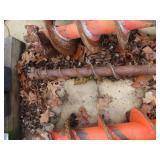 3 1/2 inch diameter auger bit