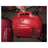 Honda E1000i generator
