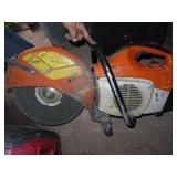 Stihl TS420 2 cycle chop saw